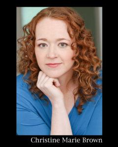 Chrisine Marie Brown Headshot